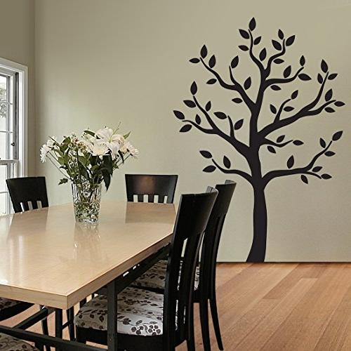 Tree Wall Decal - The to Apply Yet Amazing Decoration Your