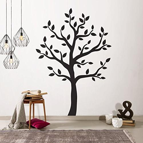 Timber Tree Wall The Easy to Yet Decoration Your