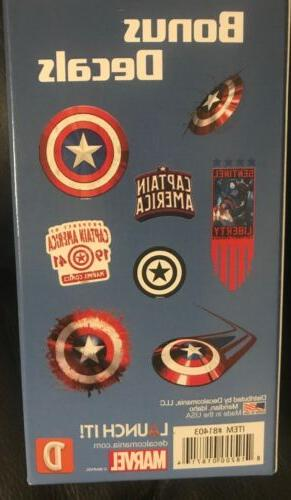 Marvel Wall Decal Reality Plus Bonus Decals