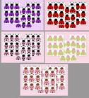 choose color ladybug decals wall art stickers