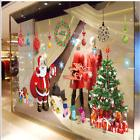 Christmas Xmas Home Window Glass Wall Sticker Decals For Res