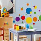 circles polka dots wall stickers vinyl decals