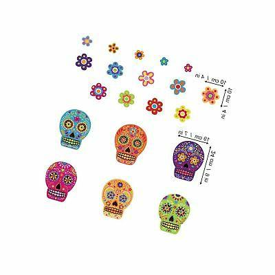ufengke Wall Day The Dead Wall Decals f...