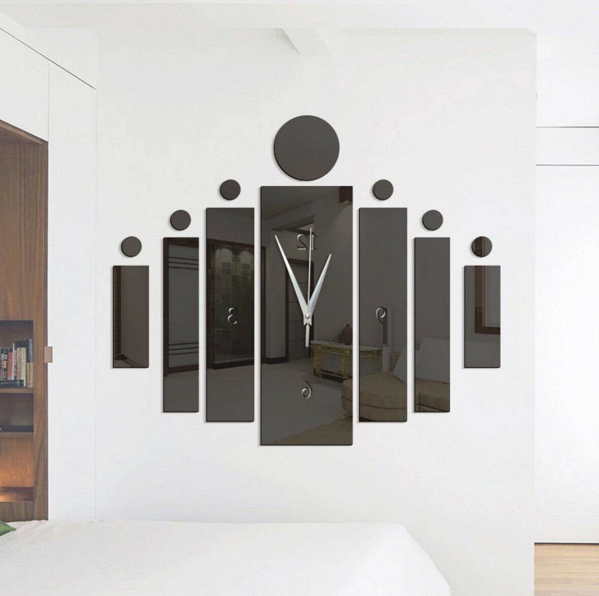 Creative 3D Wall Wall Decals Removable