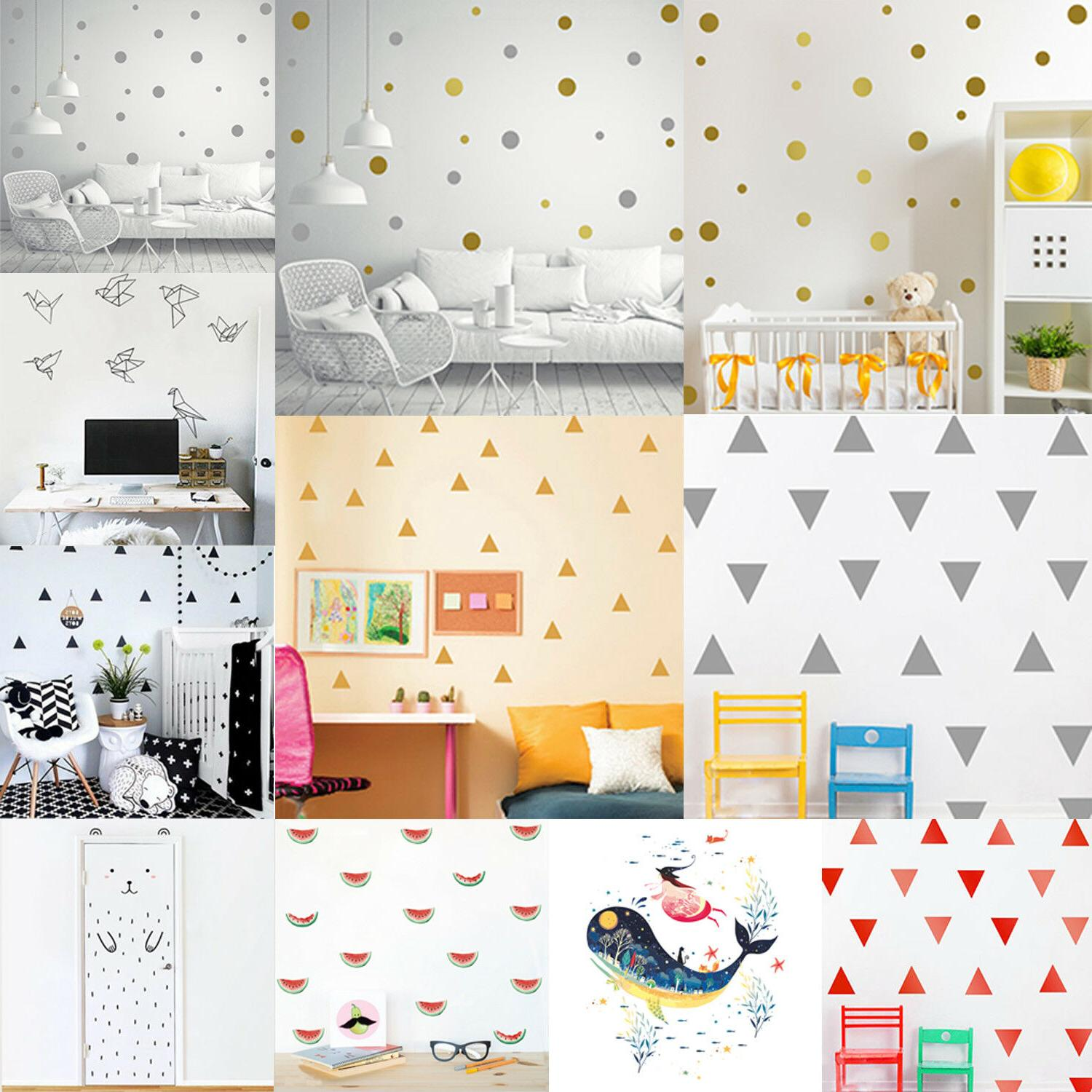 cute mural removable wall stickers decals kids