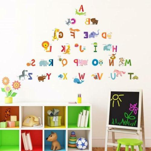 Decowall ABC Kids Stickers