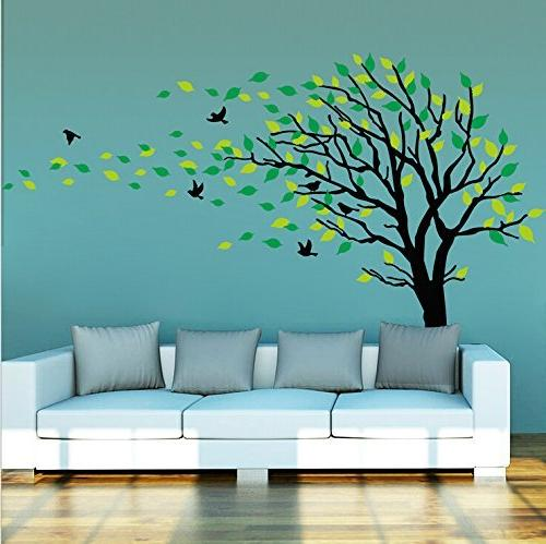 Large The Wall Decals Wall Vinyl Art Kids Teen Girls Murals Decor Decals