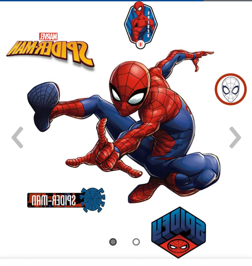Marvel Decal NEW