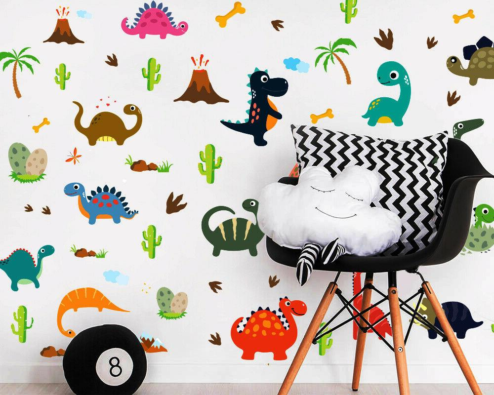 dinosaur wall decals wall decor dinosaur decor