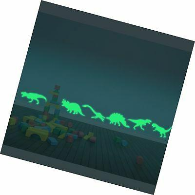 dinosaurs wall decals fluorescence stickers