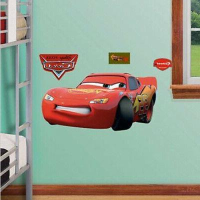 disney lightning mcqueen wall decal