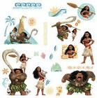 DISNEY MOANA wall stickers 28 decals Maui room decor Pua