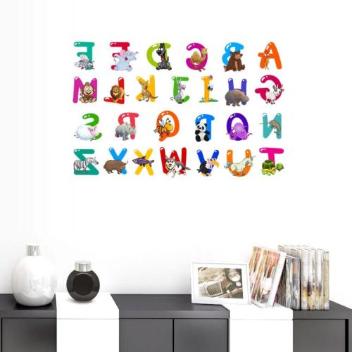 BIBITIME Letters Character Wall