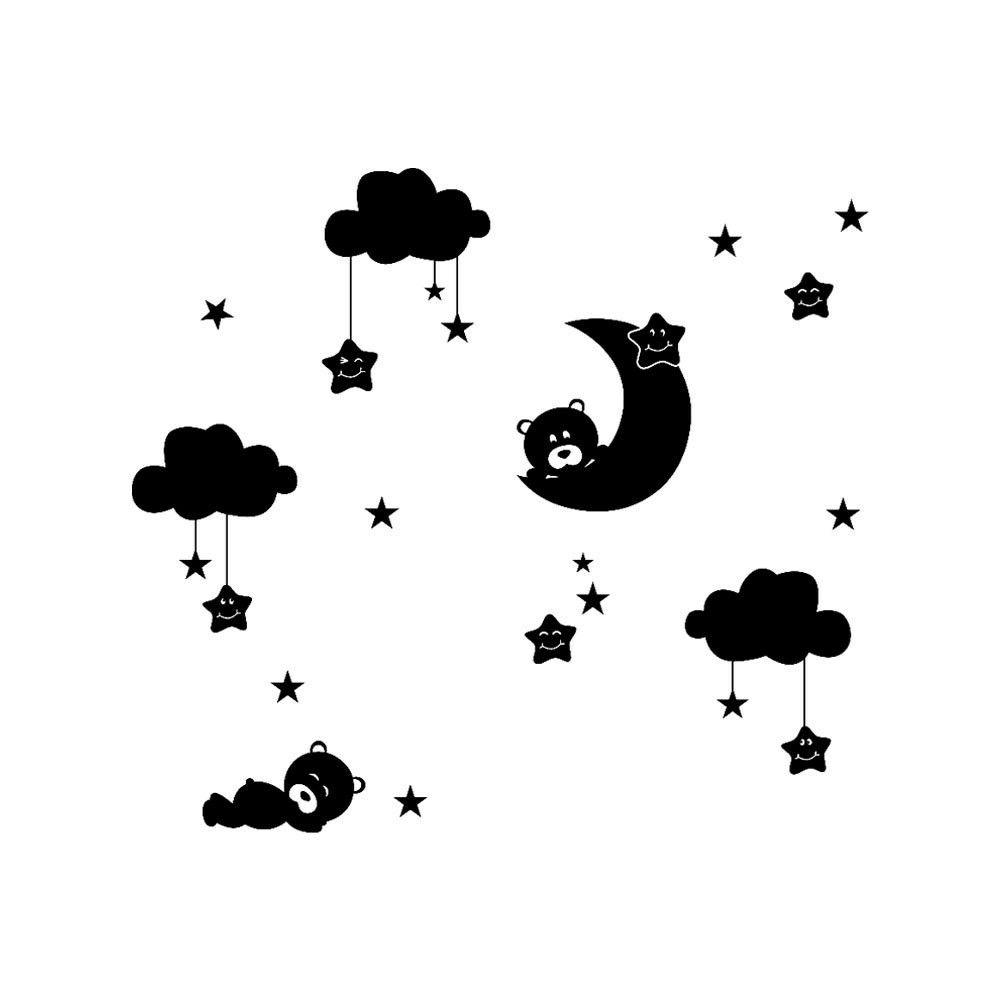 Stars Wall Decals Room