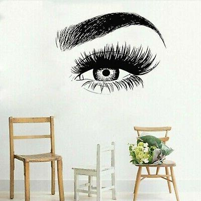 BooDecal Wall Vinyl Beauty Salon Wall Decal
