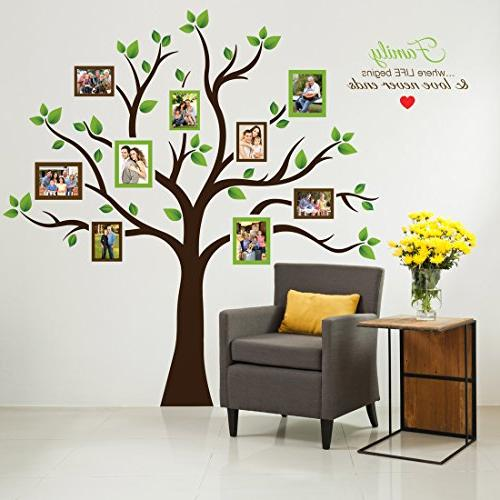 Timber Artbox Family Tree Decal Highlight and Family
