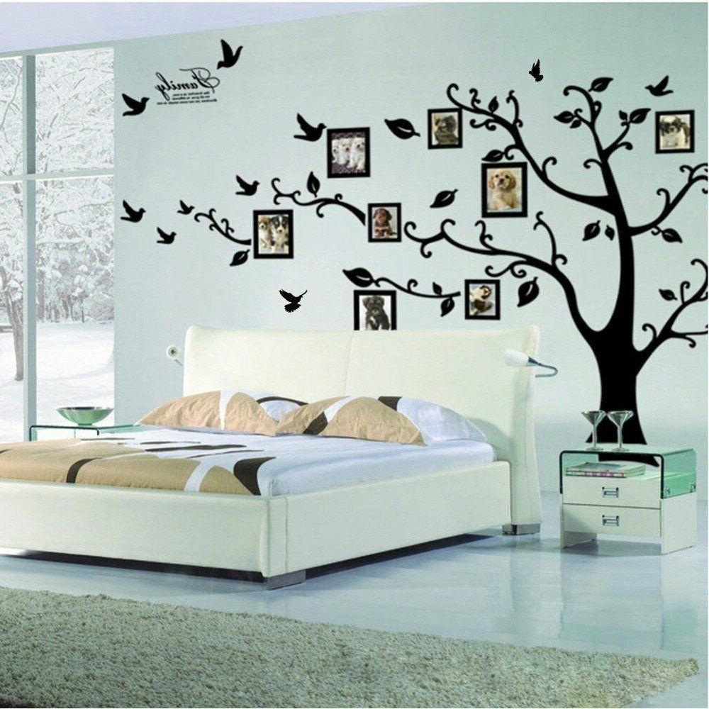 Family Mural Sticker Art Removable Home Stickers