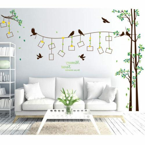 Family Tree Mural Removable
