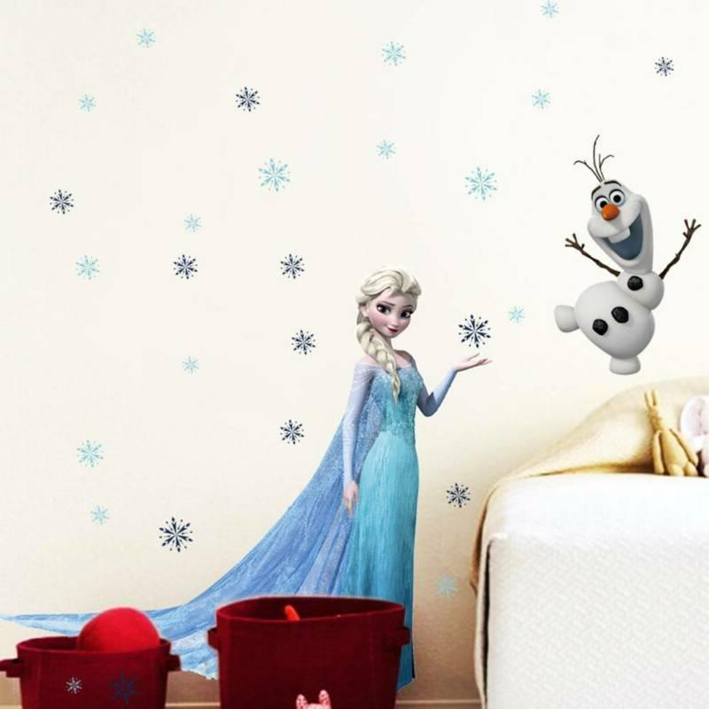 Frozen Fathead Decal Removable 45*60cm Na