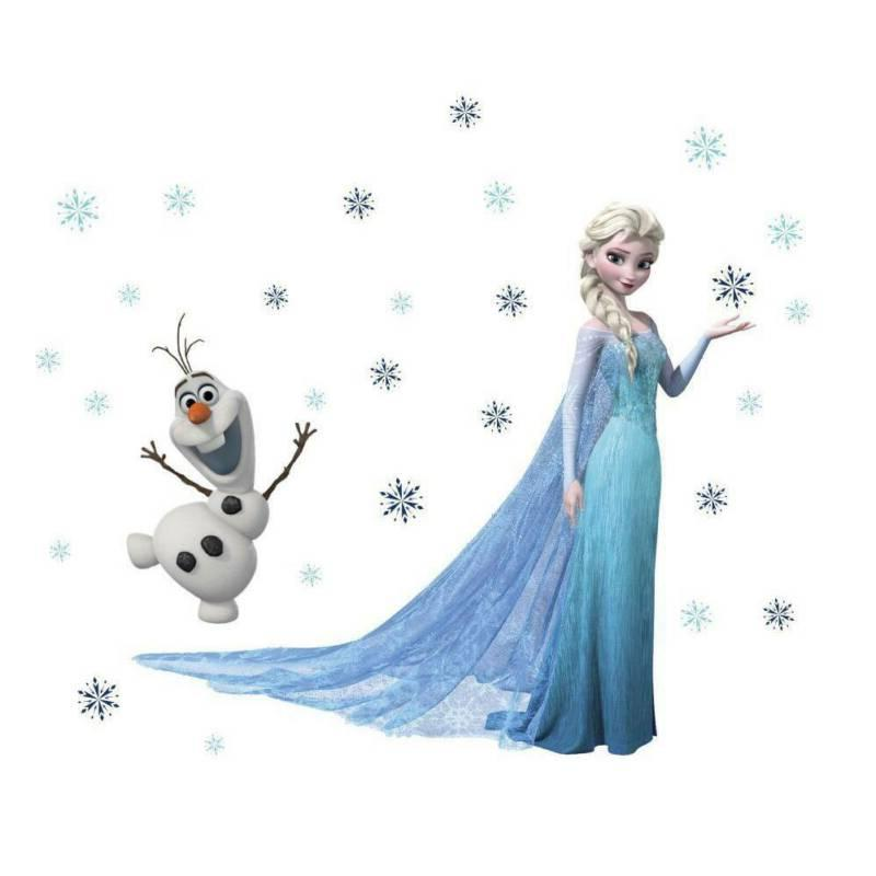 Frozen Decal Wallpapers 45*60cm Na