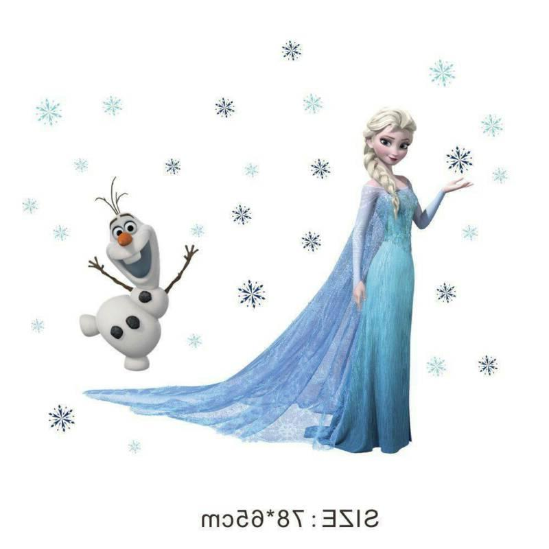 frozen disney fathead wall decal wallpapers removable