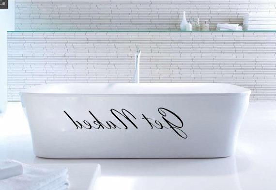 get naked vinyl wall decal quote sticker