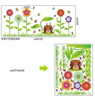 BIBITIME Animal Decal House Ants Bees