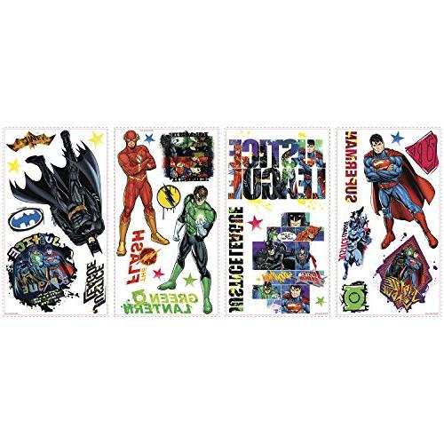 Roommates Home Decorative League Wall Decals