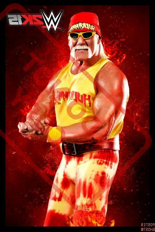 hulk hogan wall sticker removable vinyl quote