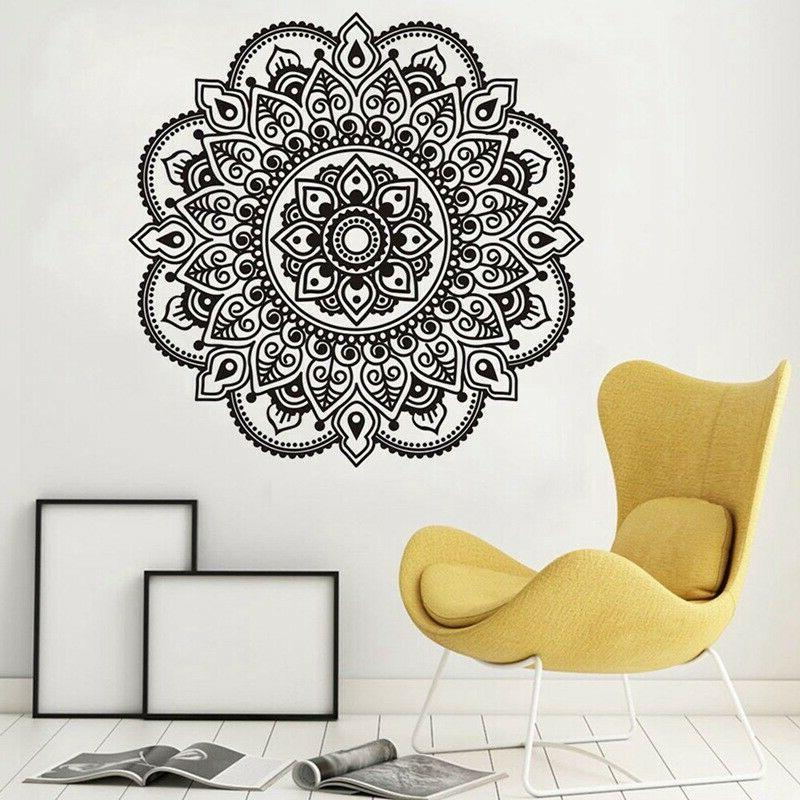 Indian Wall Sticker Removable Window Home Decor US