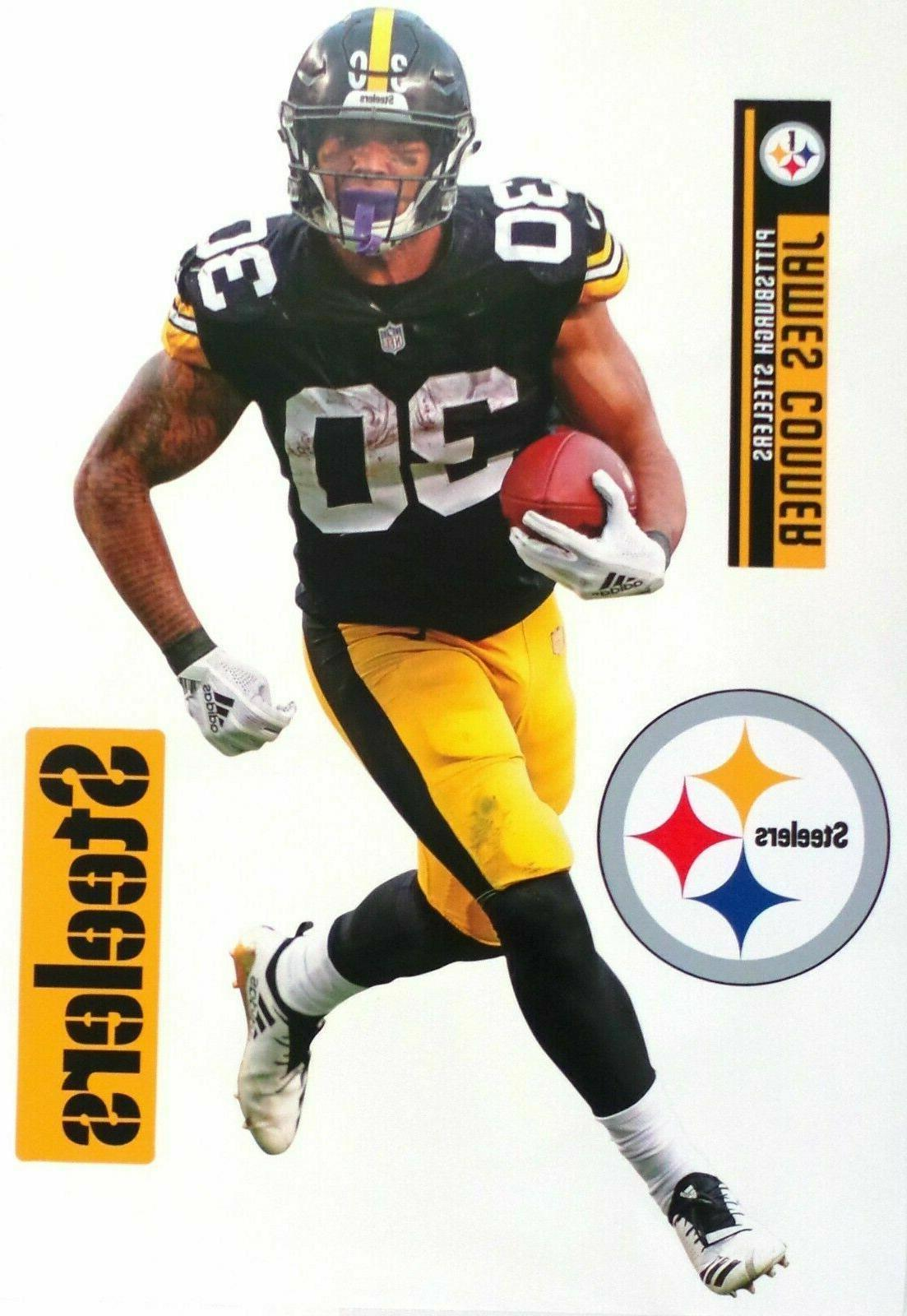 james conner pittsburgh steelers 4 piece 11