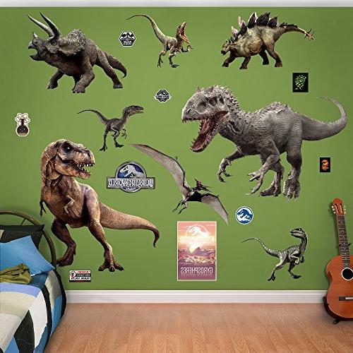 jurassic world dinosaurs collection real