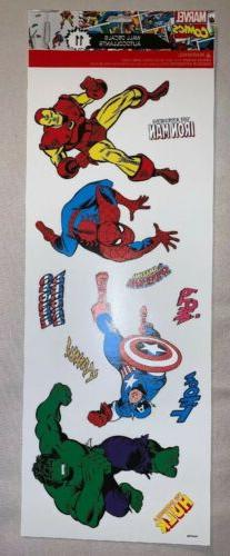 Marvel Comics Wall Autocollants RoomMates ,