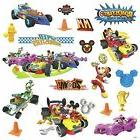 mickey mouse roadster racers wall decals goofy