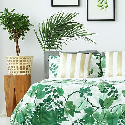 Palm Leaves Giant Wall Decals Greenery Stickers Tropical Pla