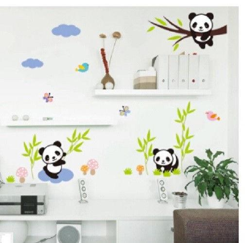 Decal Bedroom Mural Stickers