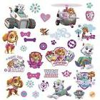 PAW PATROL GIRL PUPS FIGURES Wall Decals Room Decor Stickers
