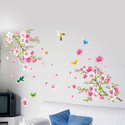 Peach DIY DECALS Stickers Home Deco