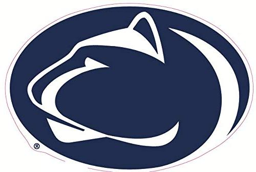 penn state logo decal nittany