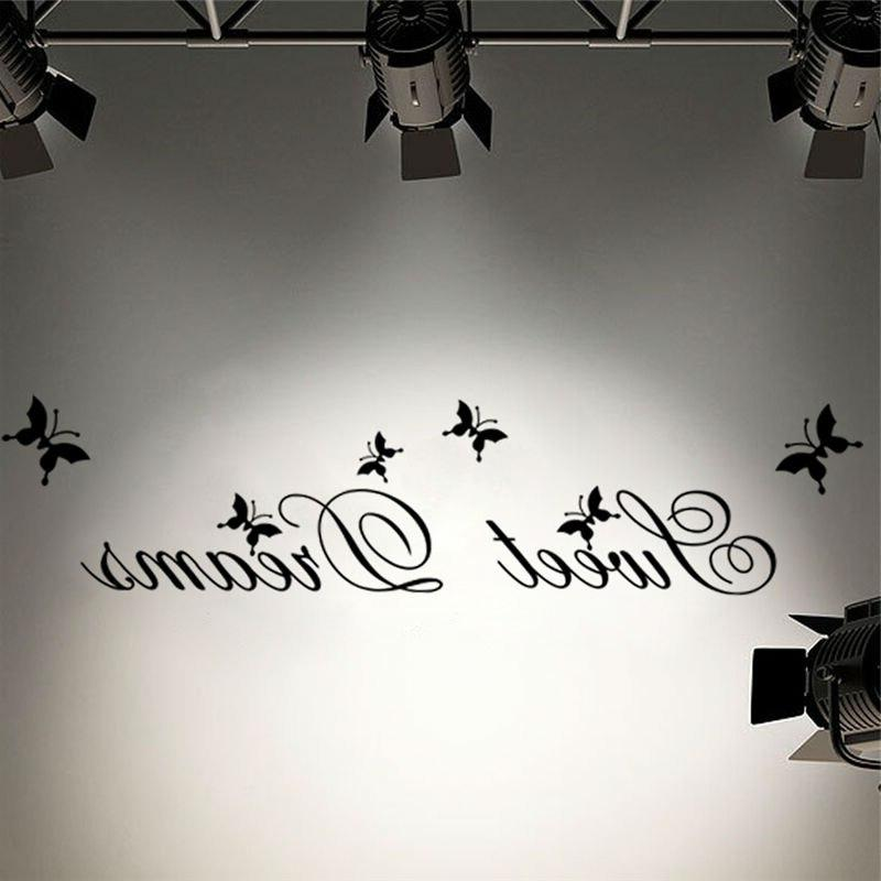 % sell dream stickers home decorations 2002 bedroom arts <font><b>printing</b></font>