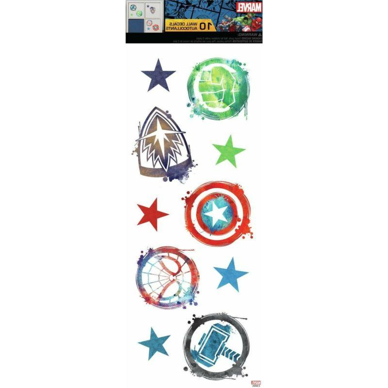 PJ MASKS and SYMBOLS wall stickers 6 decals Catboy Owlette G