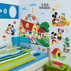 Pop 3D Mickey Mouse Clubhouse Wall Stickers Kids Bedroom Dec