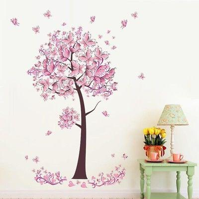 Removable Decals Art Mural Wall Kids US