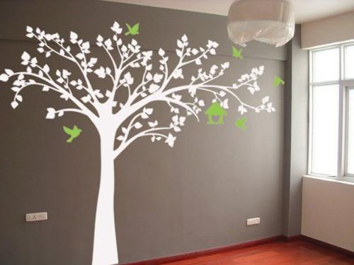 removable vinyl wall decals mural