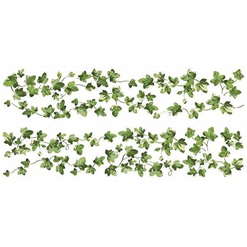 RoomMates RMK2409SCS Painterly Ivy Peel and Stick Wall Decal