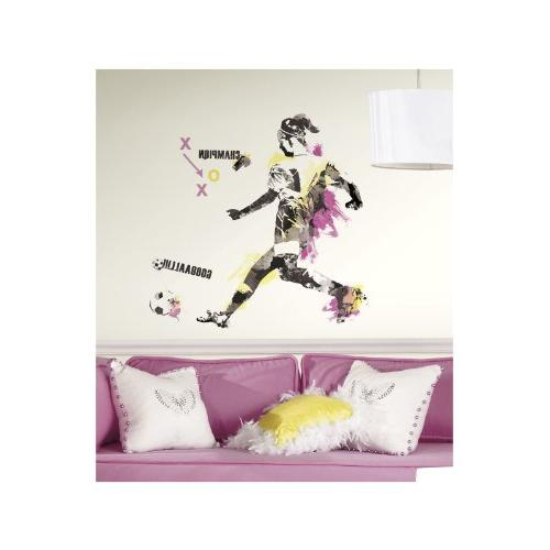 RoomMates RMK2491GM Champion Peel Giant Wall Decals