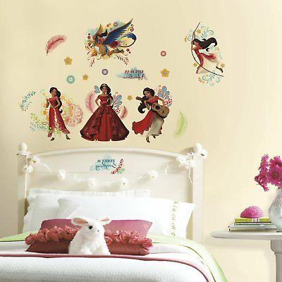 Roommates Princess Elena of Avalor Peel and Stick Wall Decal