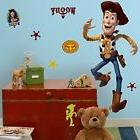 Roommates Rmk1430Gm Toy Story Woody Peel & Stick Giant Wall