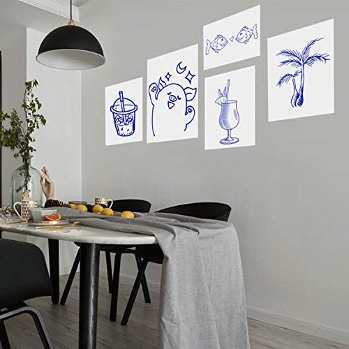 """Wall Decal × 17.5"""" Large Strong Board School Home 1PCS Marker"""