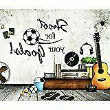 BooDecal for Goals Football Soccer Quotes Decals